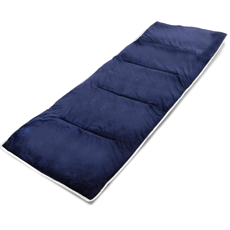 "REDCAMP Folding Camping Cot Mattress, Soft Cotton Thin Sleeping Cot Pad Mat, 77""x29"""