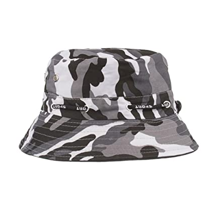 Amazon.com   BCDshop Hat Clearance!Bucket Hat Cap For Women Men ... 3d8176ef45ec