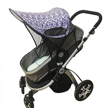brand new black rain sun protection pram universal fit parasol. pushchair