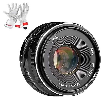 amazon com meike 35mm f 1 7 aps c large aperture manual focus rh amazon com sony nex 3 manual focus sony nex-3 manuale italiano