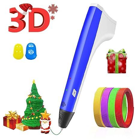3d pen Kids Dibujo Doodling 3d Printing Pen lápiz impresora ...