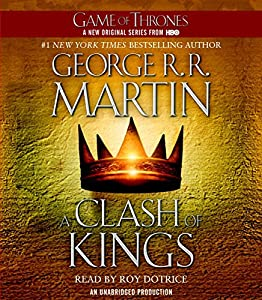 A Clash of Kings Audiobook