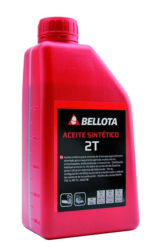 Bellota 3661-2T - Aceite 2T, Aceite Sintético 2 tiempos