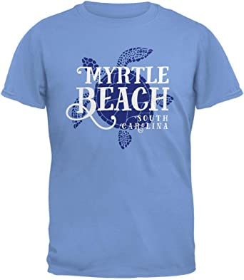 Myrtle Beach Tie Die Tye Dye South Carolina Ocean Summer State T-Shirt