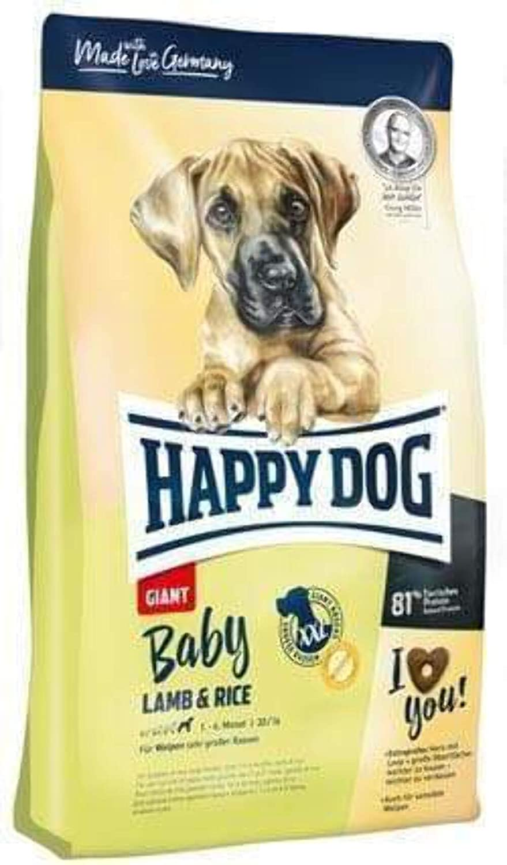 Happy Dog Supreme Baby Giant Lamb & Rice 15kg