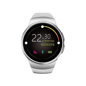 Smart fitness pulseras Smartwatch, paso Tracker, Monitor de ...