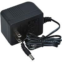 AC to AC Wall Adapter Transformer 24 Volt AC @ 1000mA Black Straight 2.1mm Female Plug