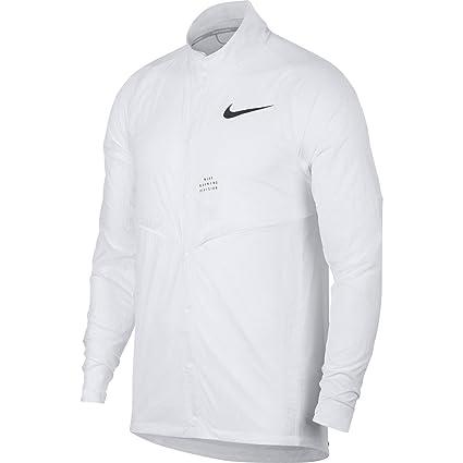 70b93cd2033b02 Nike Run Division Men s Running Jacket (White