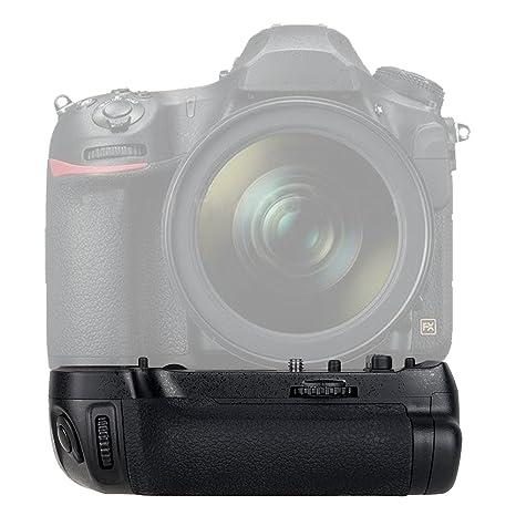 Andoer BG-2 X soporte de agarre vertical de batería para cámara ...
