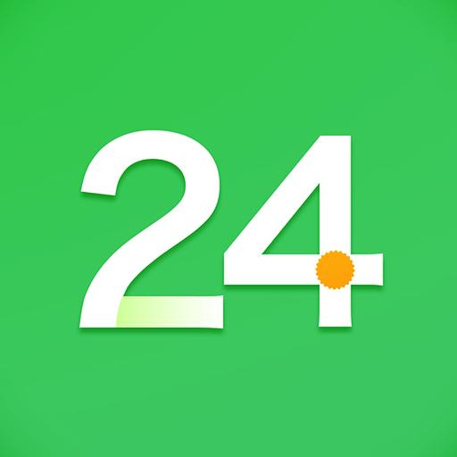 Math 24   Mental Math Puzzle