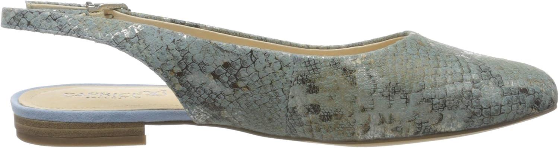 CAPRICE 29400-22 Damen Slingpumps,Slingback Pumps,Leder,modisch,Fashion