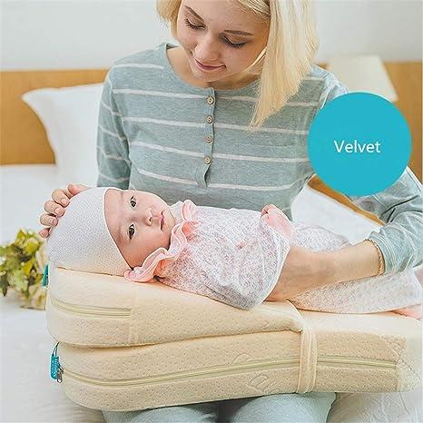 MAXBRZ Almohada Multifuncional para Lactancia Materna, Lactancia ...