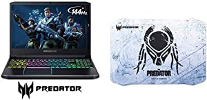 Acer Predator Helios 300 Gaming Laptop with Acer Mousepad - The Predator from Fox