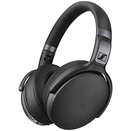 9bc14184fa5 Amazon.com: Sennheiser HD 4.40 Around Ear Bluetooth Wireless Headphones (HD  4.40 BT): Electronics
