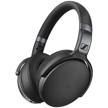 9e7a635492c Sennheiser HD 4.40 BT, Over-Ear Wireless Bluetooth Headphones - Black