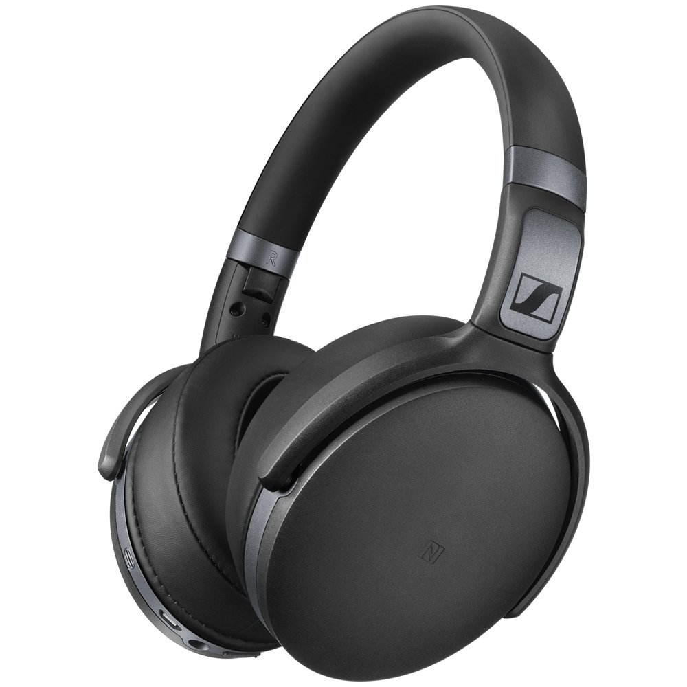 Sennheiser HD 4.40 Around Ear Bluetooth Wireless Headphones (HD 4.40 BT) by Sennheiser