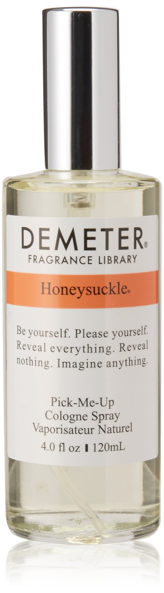 Demeter By Demeter For Men and Women. Honeysuckle Cologne Spray 4 Ounces