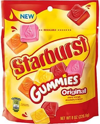 Gummy Candies: Starburst Gummies