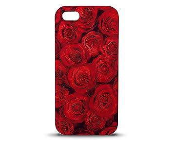 Red Roses iPhone 5 Case Funda Carcasa para Celulares: Amazon ...