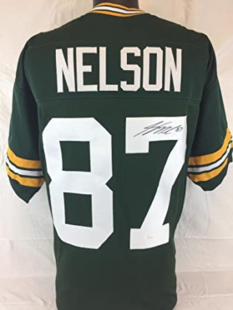 official jordy nelson jersey