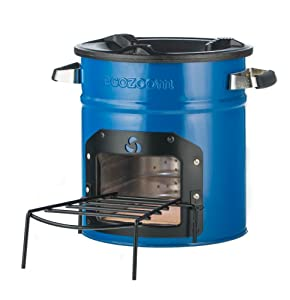 EcoZoom Dura Rocket Survival Stove - Portable Biomass and Wood Camp Stove for Camping, Outdoor and RV