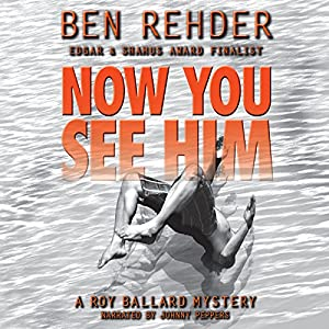 Now You See Him  Audiobook