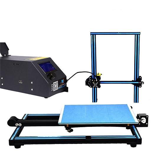 2017 Creality cr-10s impresora 3d Upgrade y control con doble eje ...