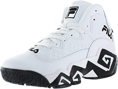 Fila MB Jamal Mashburn Retro Zapatillas de Baloncesto Zapatillas ...