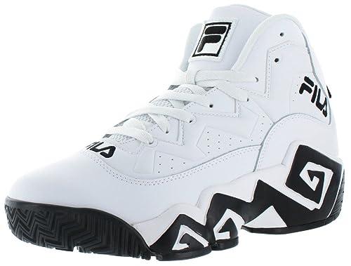 Fila MB Jamal Mashburn Retro Zapatillas de Baloncesto Zapatillas Deportivas para Hombre: Amazon.es: Zapatos y complementos
