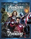 Marvel's The Avengers (Bilingual Blu-ray Combo Pack) [Blu-ray + DVD]