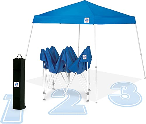 E-Z UP Vista Instant Shelter Canopy, 10 by 10 , Blue