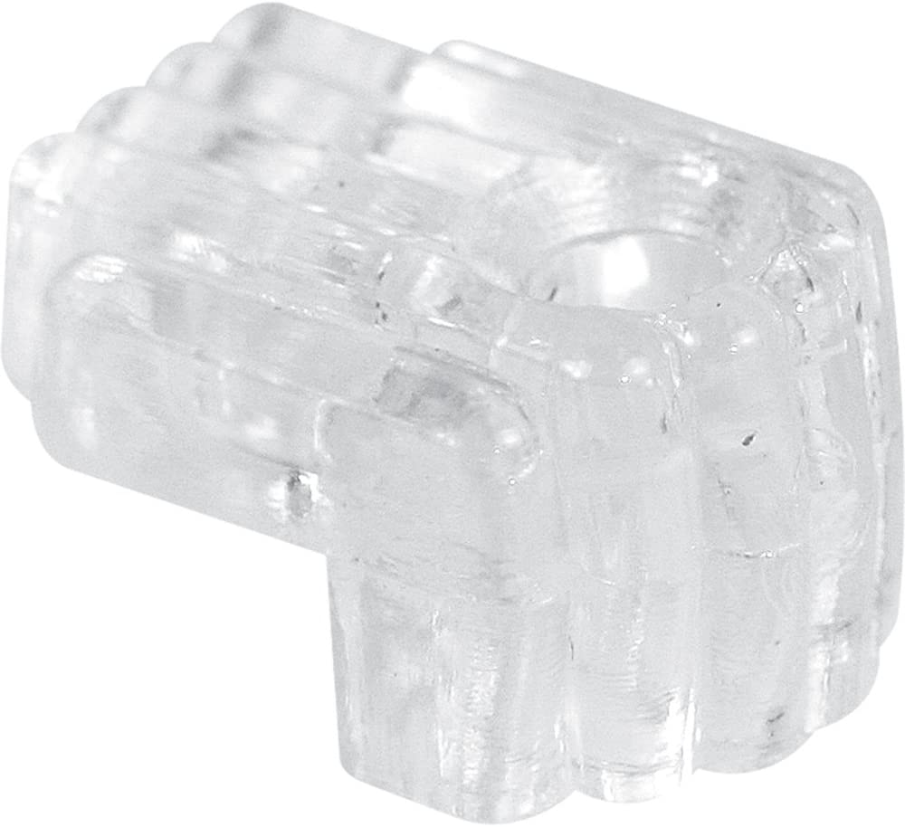 Prime-Line Products U 9003 Standard Mirror Clip 1//4-Inch Glass with Screw and Anchor