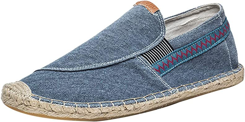 Golike Mens Deck Shoes Slip