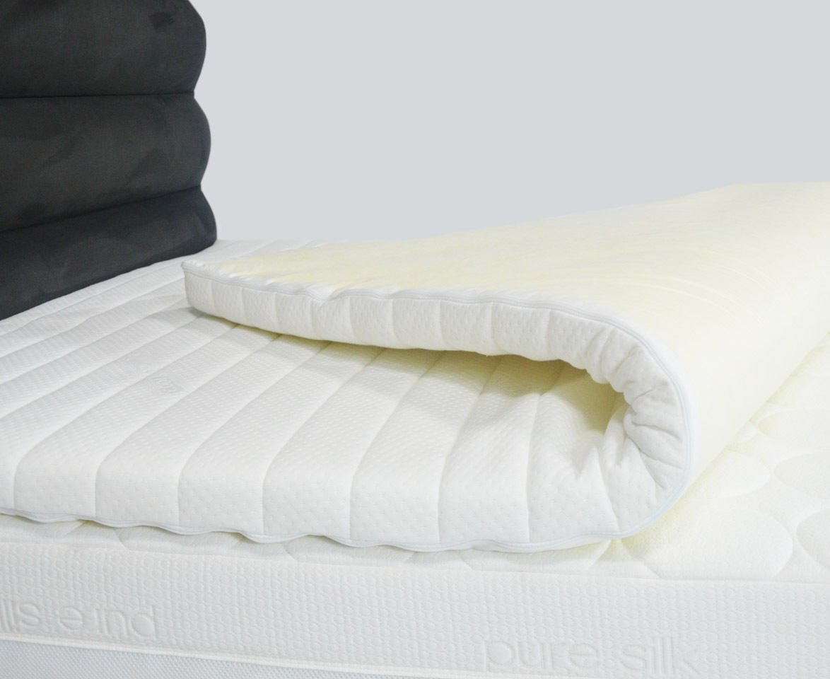 memory benefits foam toppers eco topper top of mattress