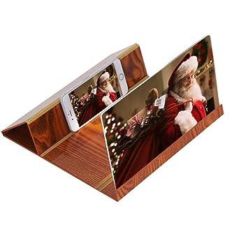 Amazon.com: Fxbar - Soporte de madera para teléfono móvil ...