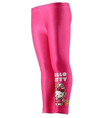 f7372f5a6 Amazon.com: Sanrio Hello Kitty Girls Legging Tights Age 6, 8, 10, 12 ...
