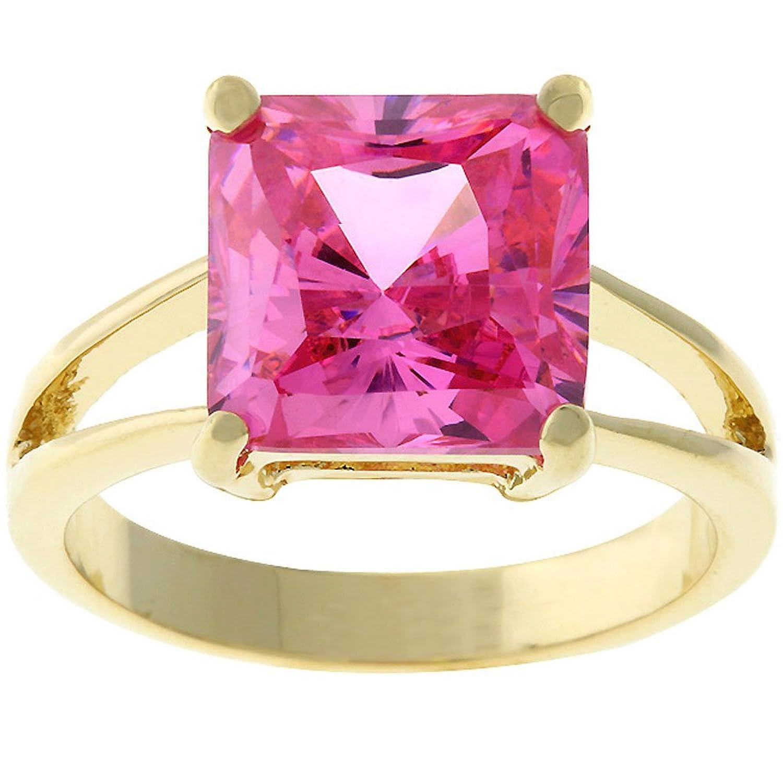 Amazon.com: Pink C\'este Di Amore Ring - Size 6: Jewelry