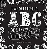 Handlettering ABC doe je zo!: letters & letters