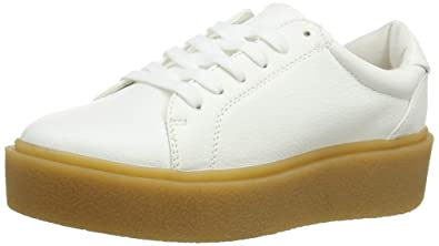 5517c8118a0f9 Amazon.com: New Look Women's Meeper 2 Trainers: Shoes