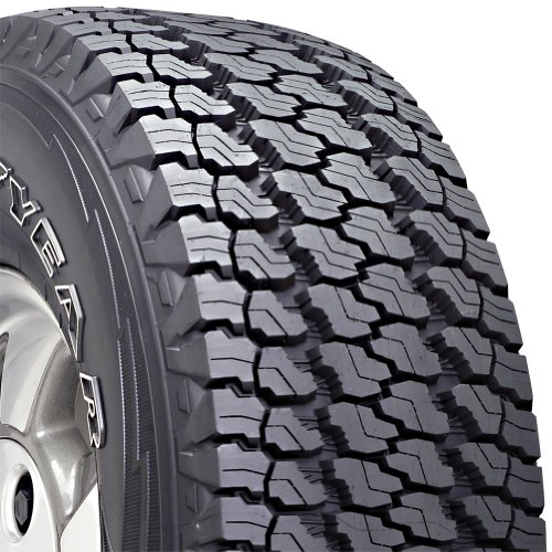 Goodyear Wrangler Silent Armor Radial Tire - 255/75R17 113T (Goodyear Tires And Rims)