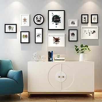 Daeou Konstellation Dekorative Kombination Wandbehang Malerei Wandbild  Aufhängen Wohnzimmer Sofa Wandkunst Dekorative Malerei Frame