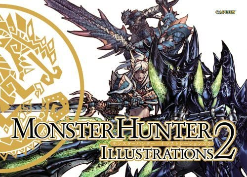 Monster Hunter Illustrations 2 By author Capcom January, 2014: Amazon.es: Libros