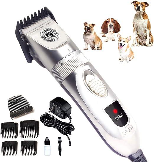 YOYT afeitadora para Perros cortadora de Pelo eléctrica de Alta ...