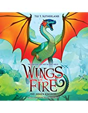 The Hidden Kingdom: Wings of Fire, Book 3
