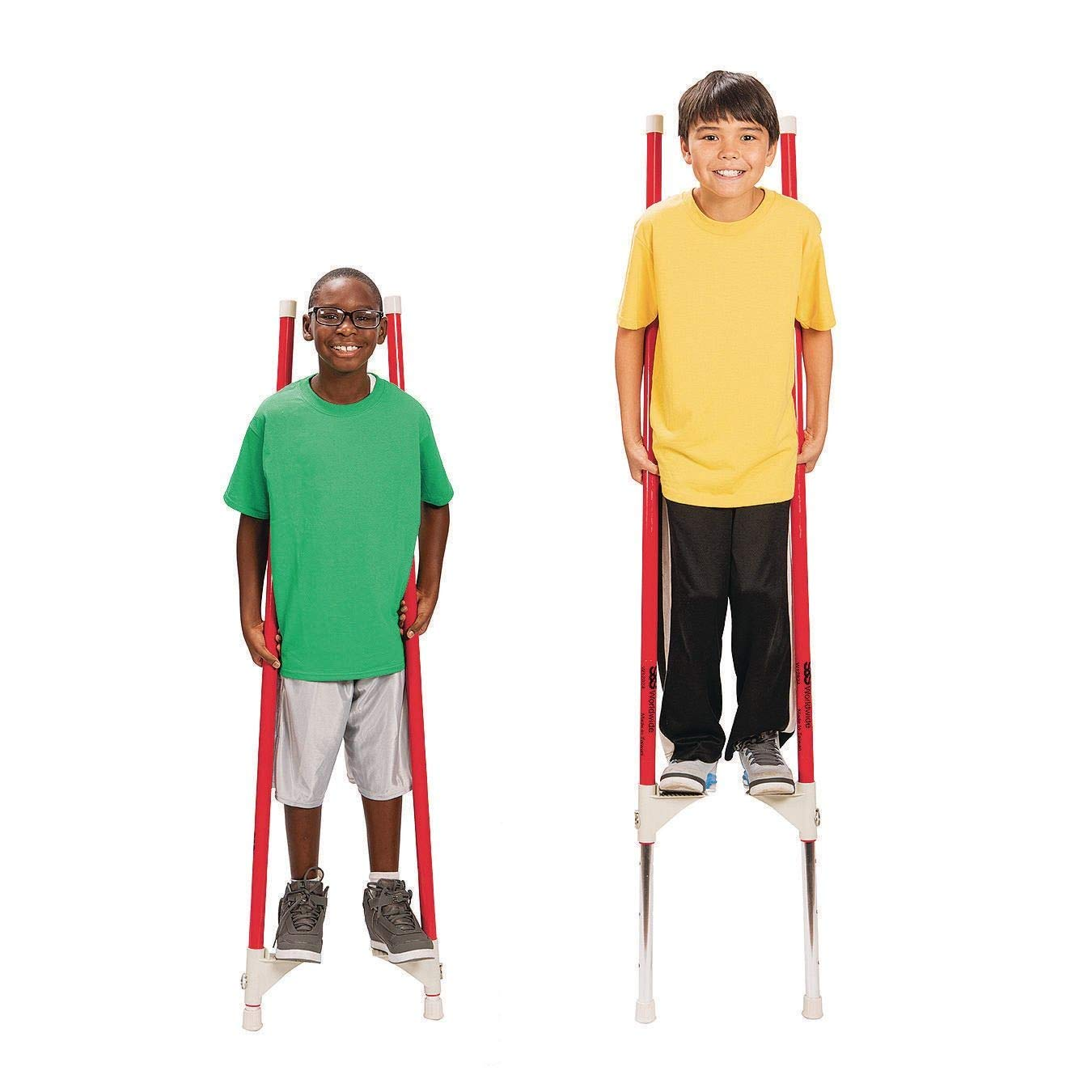 Sky High Stilts (Pair) by S&S Worldwide