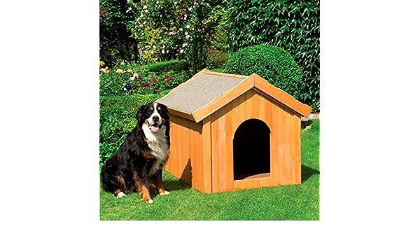Caseta Bello Perros hogar Medio 99 x 87 x 80 cm impermeabilizada Perros Casa cabaña: Amazon.es: Productos para mascotas