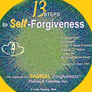 13-Steps to Self-Forgiveness Speech