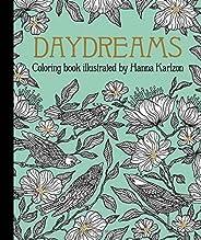 Daydreams Coloring Book: Originally Published in Sweden as Dagdrömmar