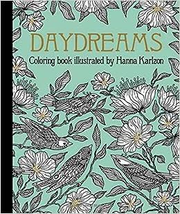 Daydreams Coloring Book (Daydream Coloring Series): Amazon.de: Hanna ...