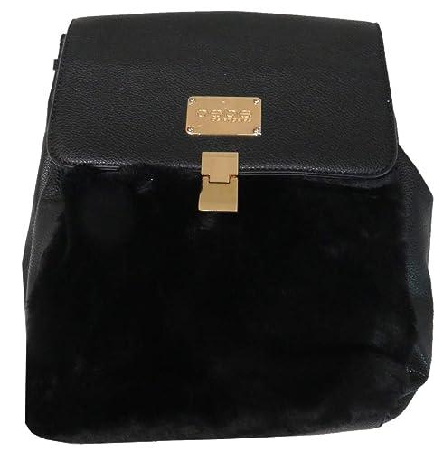 Amazon.com: Bebe Dorothea - Mochila, color negro: Shoes